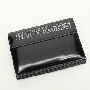 Vintage 1992 Dad's Notes Notebook
